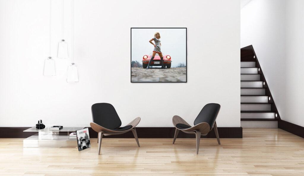 Werner Eisele Stuttgart Cars and Girls Fotografie