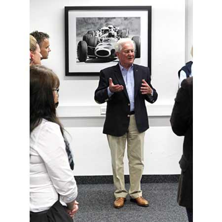 Werner Eisele Formel 1 Fotograf